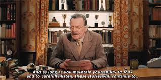 Grand Budapest Hotel Quotes Inspiration The Grand Budapest Hotel GIF On GIFER By Hellstalker