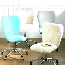 office chair cover fur office chair white faux fur office chair faux cool design ideas fur