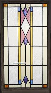 Authentic Art Nouveau Stained Glass Designs In Full Color Simple Art Deco Stained Glass Patterns Stained Glass
