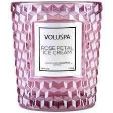 ROSE PETAL ICE <b>CREAM</b> Мороженое с лепестками роз <b>Свеча</b> в ...
