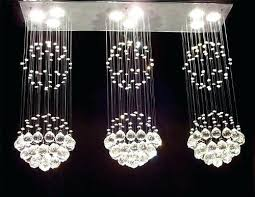 full size of long modern crystal chandelier large chandeliers drop lighting contemporary triple rain home improvement