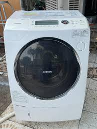 MÁY GIẶT NỘI ĐỊA TOSHIBA TW-Z9500L Date 2013 có ZABOON, khử mùi, giặt 9kg  sấy 6kg, Sấy Block - chodocu.com