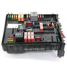 used genuine vw golf engine bay fuse box terminal 1k0 937 124 h vw golf engine bay fuse box terminal£24 99