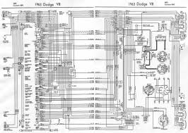 dodge wiring schematics related keywords suggestions dodge dodge v8 880 and custom 880 1963 complete electrical wiring diagram