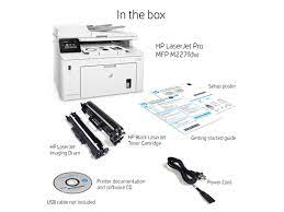 Laser multifunction printer (all in one). Hp Laserjet Pro All In One M227fdw