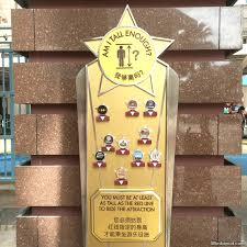 Universal Studios Height Chart Universal Studios Singapore For Toddlers Little Day Out