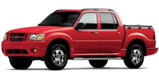 2005 Ford Explorer Sport Trac Values- NADAguides