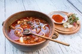 Ungarische Küche   Würziger Genuss Mit Paprika