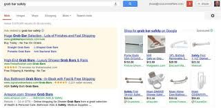 hoping things would be diffe this time we typed grab bar safety in big g s search box