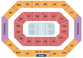 Goggin Arena Seating Chart Buy Denver Pioneers Hockey Tickets Front Row Seats