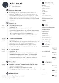 91 Resume Blank Template Fill In Resume Template The Blank For