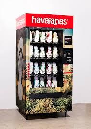 Vending Machine Brasil Cool Vending Machines De Havaianas