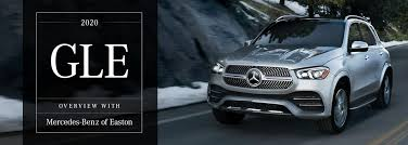 2020 mercedes benz gle suv model overview at mercedes benz of easton