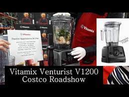 vitamix sale costco. Unique Vitamix 2018 Bluetooth Vitamix WSmart App Venturist V1200 Costco Demo For Sale