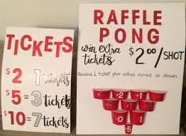 Raffle Table Signs For Stag And Doe We Offered Two Choices Buy Your