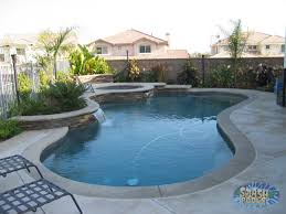 simple pool, small pool, inground pool, ontario