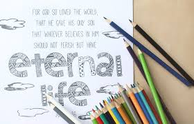 Color the pictures online or print them to color them with your paints or crayons. 11 Bible Verses To Teach Kids With Printables House Mix