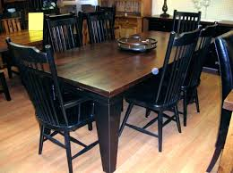 black wooden dining table black wood dining chair dark wood dining room table popular of black