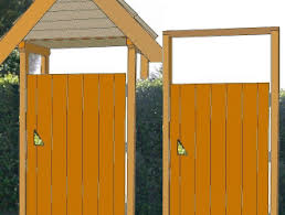 Small Picture How to build a standard garden gate page 1
