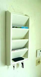 hanging mail sorter mail organizer wall mount hanging mail organizer retro wall mounted wooden box organizer