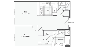 1 Bedroom Apartments San Antonio Tx Style Plans Simple Inspiration Ideas