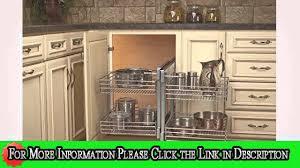 Pull Out Corner Cabinet Shelves Get Rev A Shelf 5psp 18 Cr 18 In Blind Corner Cabinet Pull