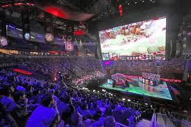 dota 2 brings gamers from around the world to e sports biggest