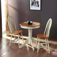 small round kitchen table and chairs sets for 4