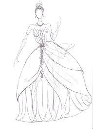 Disegni Di Colorare Vestiti Eleganti Da Hboqdcrtsx