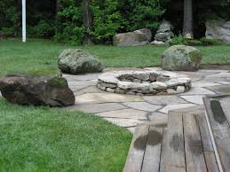 stone fire pit ideas. Field Stone Fire Pit Designs Another Back Yard Oasis Rock Ideas