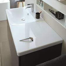Simple Wash Basin Design P3 Comforts Furniture Wash Basin Asymmetric By Duravit