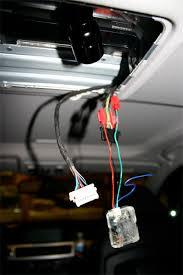 diy dei shock sensor install Mercedes 508D at Dei 508d Wiring Diagram