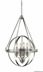 lighting engaging brushed nickel chandelier with crystals 24 brushed nickel chandelier with crystals