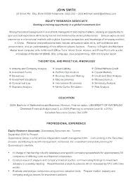 Internship Resume Sample Internship Resume Template Sample Of ...