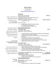 Paraprofessional Cover Letter Michael Resume