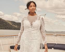David S Bridal Design Your Wedding Party Davids Bridal Plus Size Wedding Dresses Are No Longer Extra