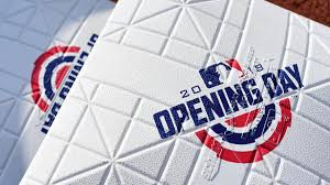 Mets Depth Chart 2019 Mlb Opening Day 2019 Previews Depth Charts And Schedules