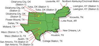 Austin Tx Allergy Chart Nab Pollen Counts South Central Region Aaaai