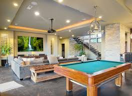 ultimate basement man cave. Image Of: Large Ultimate Basement Man Cave