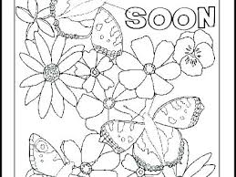 Printable Coloring Cards Get Well Menotomyme