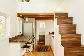 The LightFilled Hikari Box Tiny House On Wheels - Tiny house on wheels interior