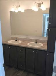 Custom Master Bathrooms Delectable RAnellLimitedMasterSink Down East Realty Custom Homes