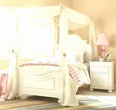 Girls Full Size Canopy Bed Luxury Twin Bed Canopies Pretty Girls ...