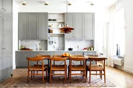 One Wall Kitchen Designs With An Island Plans Unique Inspiration Ideas