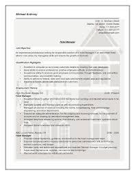 Housekeeper Resume Sample Best Template Collection Housekeeping