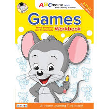 See more ideas about preschool learning, preschool activities, abc mouse. Abcmouse Word Games 80 Page Book By Bendon Publishing Walmart Com Walmart Com