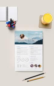 Modern Minimalist Resume Free Template 75 Best Free Resume Templates Of 2018