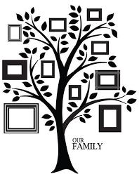 family tree wall decal giant wall art