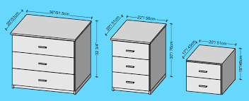bedside chest dimensions bedside chest measurements bedside chest height bedside chest size