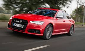 Audi S6 Reviews | Audi S6 Price, Photos, and Specs | Car and Driver